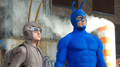 The Tick Featured Image