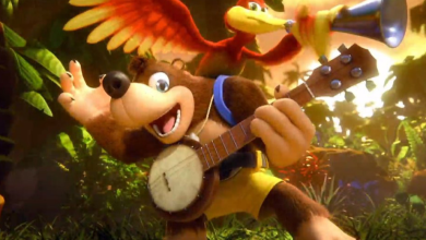 Photo of Banjo-Kazooie Coming to Super Smash Bros.