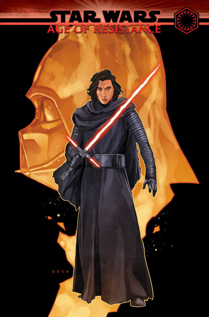 Star Wars: Age of Resistance – Kylo Ren #1