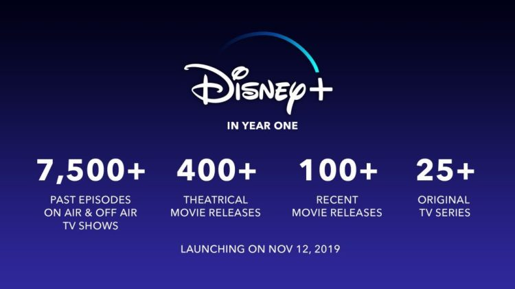 Disney+ Year One