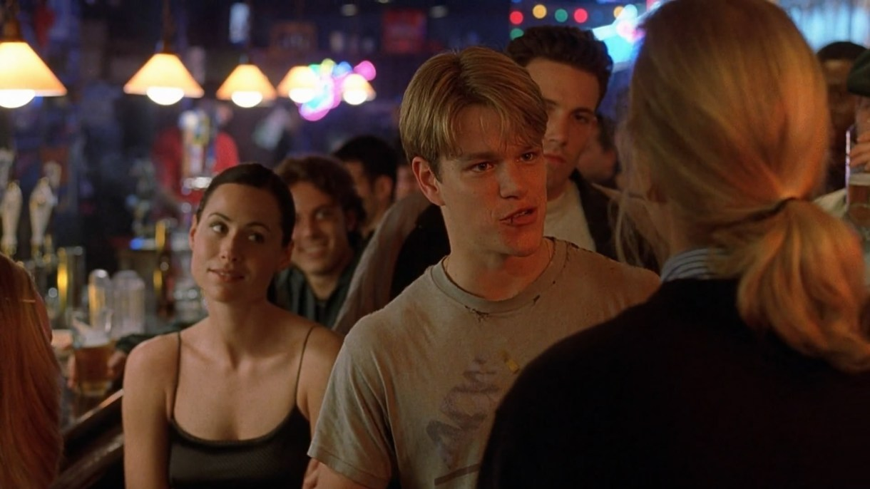 Good Will Hunting Post