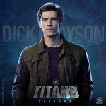 Titans Dick Grayson