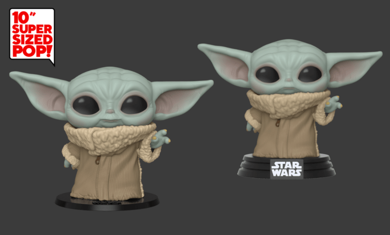 Baby Yoda Funko Featured Image