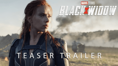 Photo of Here's Your BLACK WIDOW Trailer