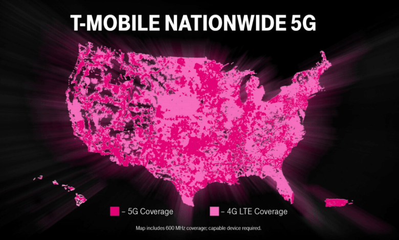T-Mobile 5G Featured Image