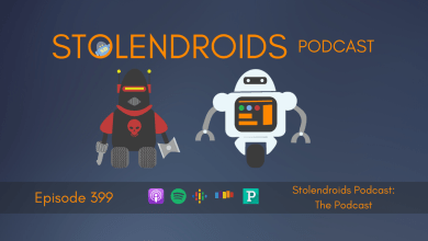 Photo of Stolendroids Podcast: The Podcast