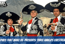 Photo of Three Amigos! – MMU 57