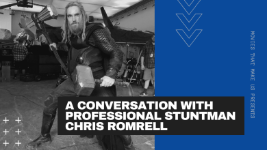 Photo of A Conversation with Professional Stuntman Chris Romrell – MMU 64