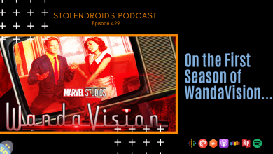 On the First Season of WandaVision...