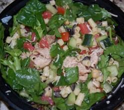 Super Italian Chopped Salad Stolenrecipes Net
