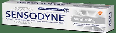 Разновидности и принцип действия зубной пасты Сенсодин