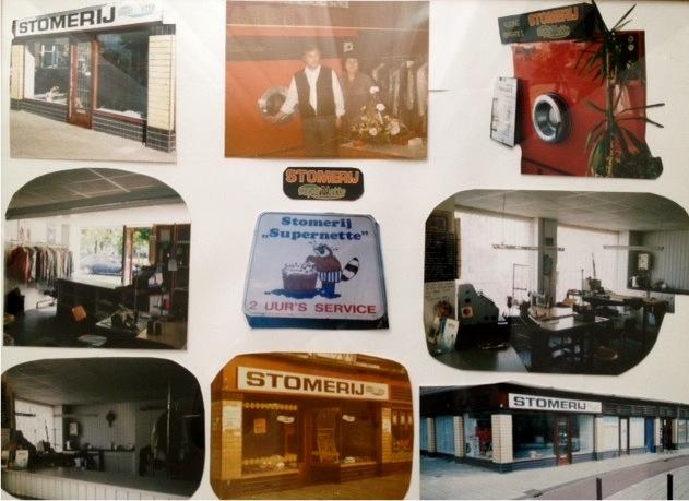 Eerste winkel Stomerij SuperNette (Dolf de Groot)