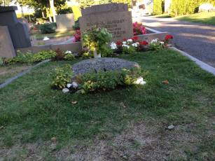 Ericssons familiegrav.