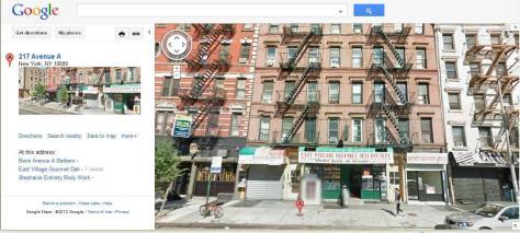 217 Avenue A, New York, NY 10009