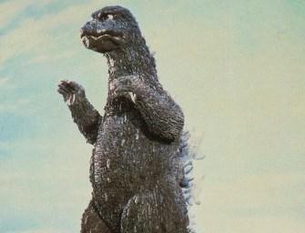 Godzilla Sequel to Break In Blackhall Studios