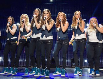 Pitch Perfect 3 to Pitch Tent in Atlanta