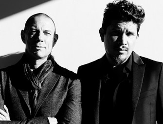 Thievery Corporation Visits the Temple of I & I