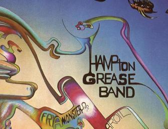 Hampton Grease Band Album Reissued