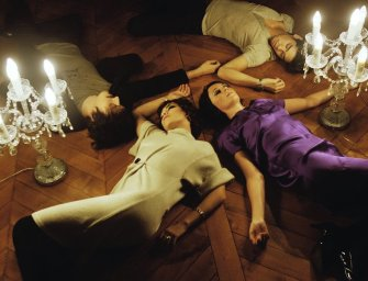 Ladytron Scratch the Seven-Year Itch