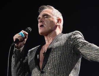 Morrissey Croons the Moldy Oldies