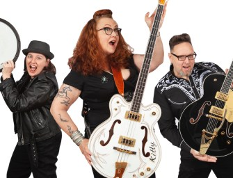 Kitty Rose and the Rattlers Release Debut Album