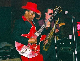 """Luther """"Houserocker"""" Johnson, Blind Willie's Mainstay, Has Died"""