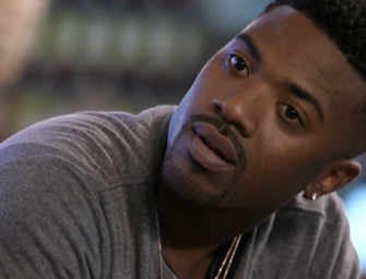 Ray J Needs a Date for Christmas