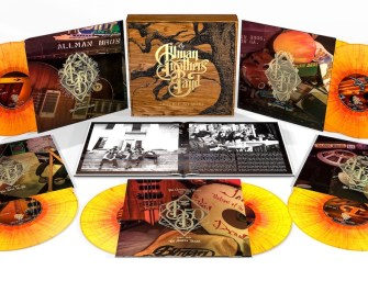 Allman Brothers Band Gets Career-Spanning Box
