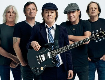 AC/DC Power Up with Returning Members
