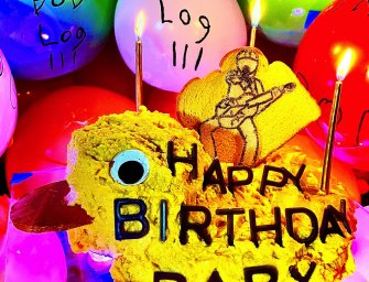 Bob Log III – Happy Birthday Baby, Vol. 1