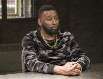 Big Daddy Kane Enters Bad Dad Rehab