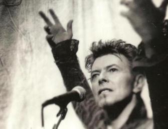 Lennon, Dylan Covered on Bowie Birthday Single