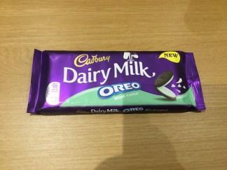 Dairy Milk Mint Oreo