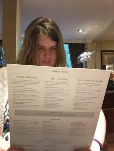 9. April and menu