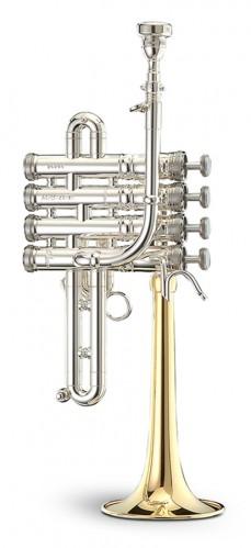 Stomvi Master Bb/A Piccolo Trumpet Model 5781