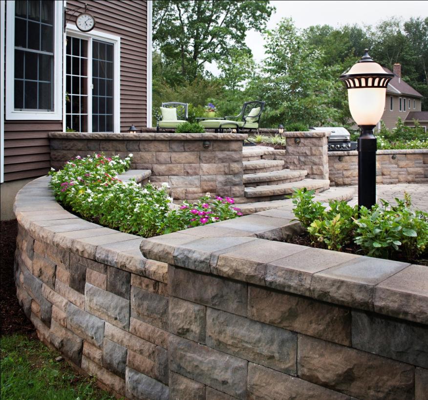 Quote Building Garden Wall