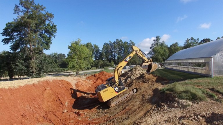 Earthworks in Action by Stone & Spade