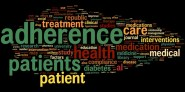 Adherence Word Cloud