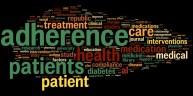 Adherence Word Cloud