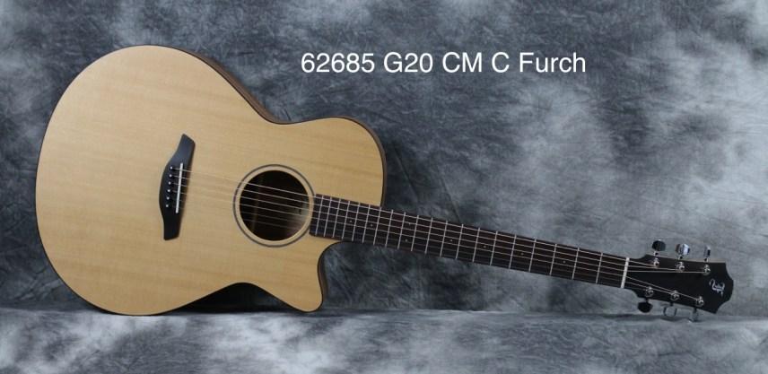 62685 G20 CM C Furch - 1
