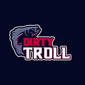 Dirty Troll Trolling Spinners