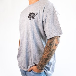 Men's Light Gray SCU T-Shirt