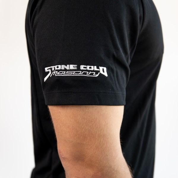 Men's Black Collared Shirt