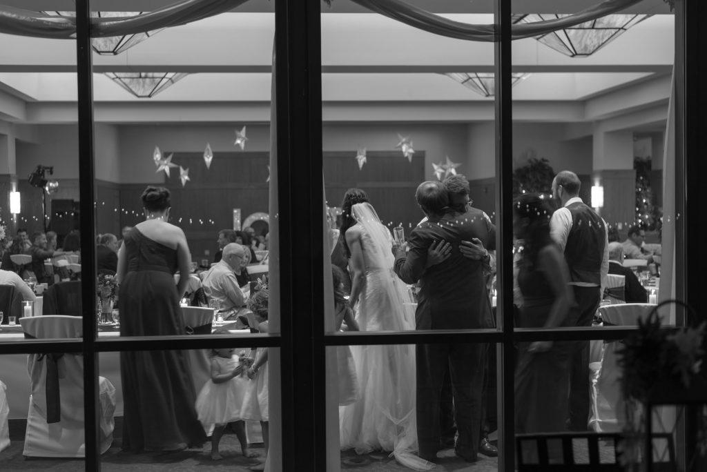 Bride Groom Family Reception Lyon Oaks