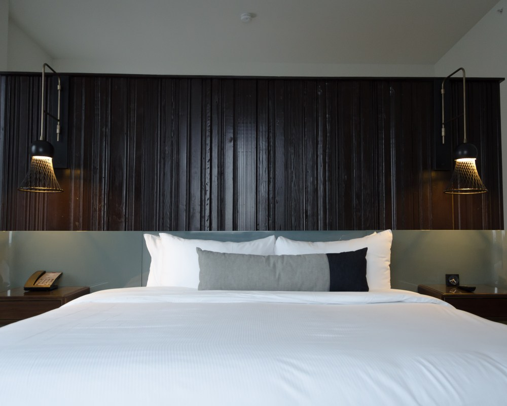 Calm and comfortable at the Foundation Hotel