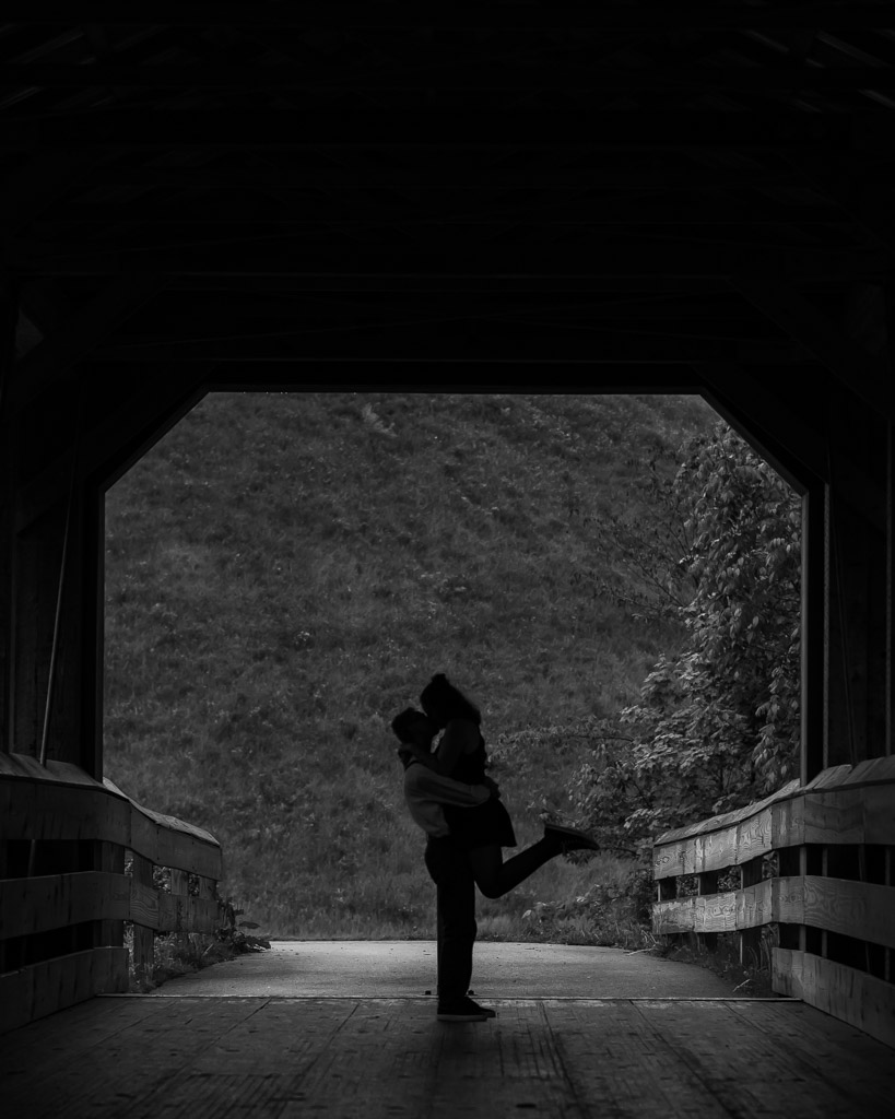 Angel Brooke Ashtabula Ohio Engagement Photos