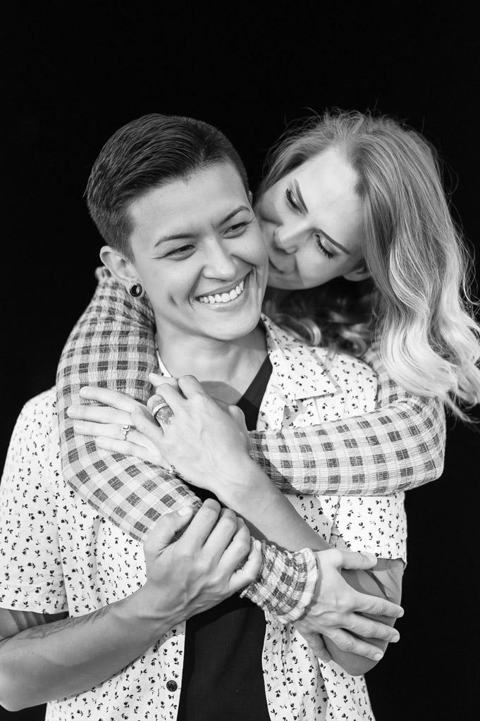 Samantha Kristina Canton Ohio Engagement Photos