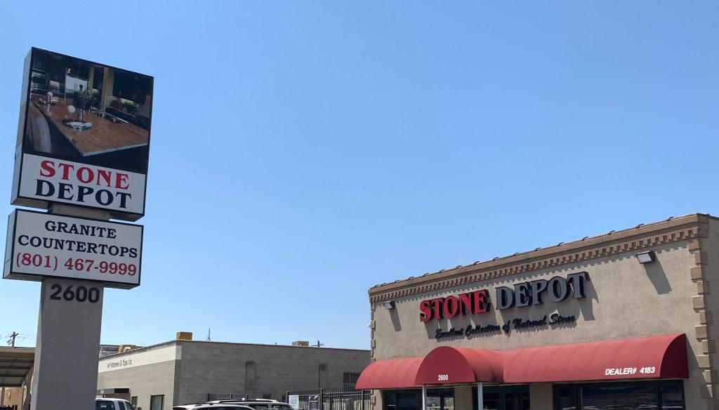 Stone Depot Store