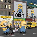 Dear Jim, can you use Paint to show us a scene from a not too distant future in which those fucking Minion things have finally taken over completely? Kevin Weaver