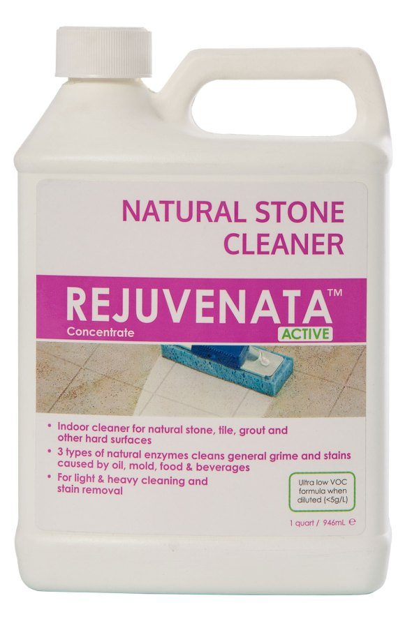 Image of Dry Treat Rejuvenata Active cleaner stone floor cleaner with added sealer